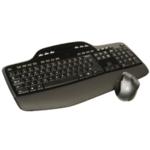 Logitech Wless MK710 Keyboard Mouse