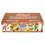 Kelloggs Cereal Variety Pack 5x7s NWT755