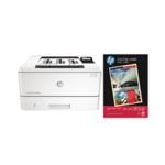 HP M402DN Printer FOC A4 White Bundle