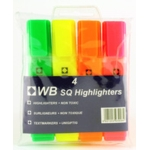 Economy Highlighters Assorted WX01116