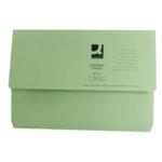 Document Wallet FC Green Pk50 WX23012A