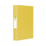 2Rbndr A4 Polyprop Yellow Pk10 KF01472
