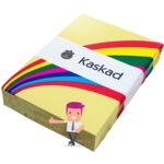 Kaskad 160gsm A4 Bunting Yellow