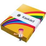 Kaskad 160gsm A4 Oriole Gold