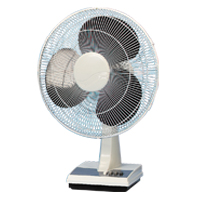 "Desk Fan 229mm/9"" 2 Speed"