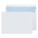 C5 White 90gsm Plain self-seal Envelope SL340