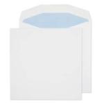 220 x 220 White Plain gummed Envelope