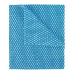 2Work Economy Cloths Blue 420x350mm Pk50
