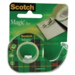 Scotch 810 MagicTape 19mm x7.5M 81975D