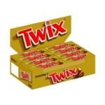 Twix Chocloate Bars - Pack 32