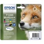 Epson T1285 KCMY Cartridge Pk4