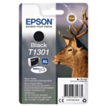 Epson T1301 XHY Black Ink Cartridge