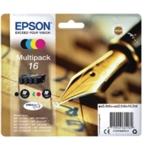 Epson 16 KCMY Cartridge Pk4