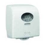 Aquarius Slimroll Towel Dispenser White