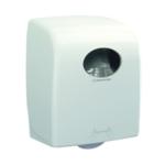 Aquarius Rolled Towel Dispenser White