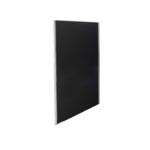 FF DD Jemini Black 1800x800 Flr-Stnd Scr