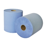 Leonardo Lamtd Towel Roll Blue Pk6