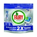 Fairy Orig Dishwasher Tablets Pk100