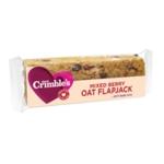 Mrs Crimbles Mixed Berry Flapjack PK18