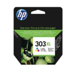 HP Original 303XL HY Tri Colour Ink Cart