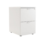 FR FIRST FILING CABINET 2 DRAWER WHITE