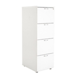 FR FIRST FILING CABINET 4 DRAWER WHITE