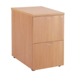 FR FIRST FILING CABINET 2 DRAWER BEECH