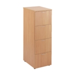 FR FIRST FILING CABINET 4 DRAWER BEECH