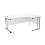FR FIRST RAD R HAND CANT DESK 1800 WHITE