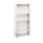 FR FIRST H1800MM BOOKCASE WHITE