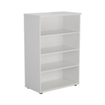 FR FIRST BOOKCASE H1200MM WHITE