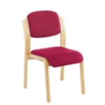 FR FIRST RECEP SIDE CHAIR CLARET BUNDLE