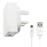 Reviva Micro USB Cable USB Mains Charger