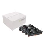 Q-Connect HP CP2020 Toner CMYK Pk4
