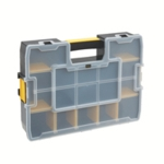 Stanley Sortmaster Organiser Blk and Ylw