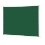 Notice Board Aluminium Frame 1200 X 1500mm Green