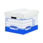 Fellowes Basics Std HD Storage Box Pk10