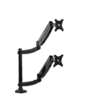 Fellowes Platinum Dual Stack Monitor Arm