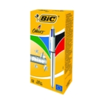 Bic 4 Colours Shine Assorted Pk12