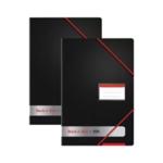 Black n Red Display Book 20Pkt A4 BOGOF
