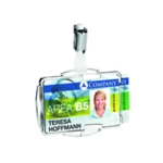 Durable RFID Secure Card Holder Duo Pk10