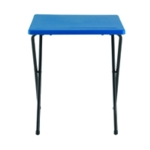 FF Titan Folding Exam Desk PP Blue