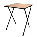 FF Titan Folding Exam Desk MDF