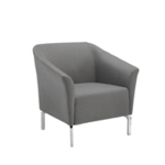 FF ARISTA EXEC ARM CHAIR GREY