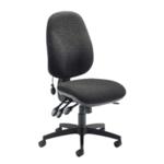 Arista Hbk Ergo Task Chair Black