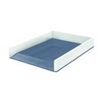 Leitz WOW Letter Tray Dual Colour Grey