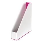 Leitz WOW Magazine File Dual Colour Pink