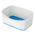 Leitz MyBox Storage Tray White Blue