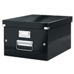 Leitz Click Store Med Storage Box Black