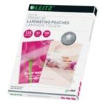 Leitz iLAM Lam Pouch UDT A4 250MIC Pk100
